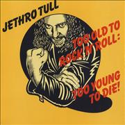 Click here for more info about 'Jethro Tull - Too Old To Rock 'n' Roll - Blue Label'