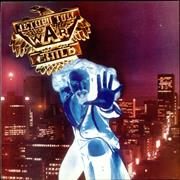 Click here for more info about 'Jethro Tull - War Child - Blue Label'