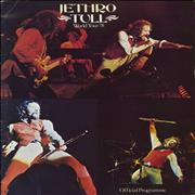 Click here for more info about 'Jethro Tull - World Tour 78 + Ticket Stub'