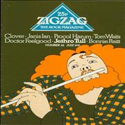 Click here for more info about 'Jethro Tull - Zig Zag #62'