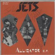 Click here for more info about 'Jets - Alligator - Fully Autographed'