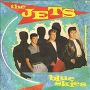 Click here for more info about 'Jets - Blue Skies'