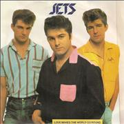 Click here for more info about 'Jets - Love Makes The World Go Round'