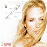 Click here for more info about 'Jewel - Break Me'