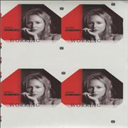 Click here for more info about 'Jewel - Spirit Tour Passes - Red - Uncut Sheet'