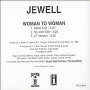 Click here for more info about 'Jewell - Woman To Woman'