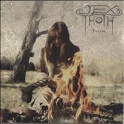 Click here for more info about 'Jex Thoth - Totem - White Vinyl'