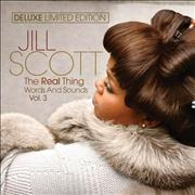Click here for more info about 'Jill Scott - The Real Thing: Words And Sounds Vol. 3'