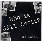 Click here for more info about 'Jill Scott - Who Is Jill Scott Sampler'