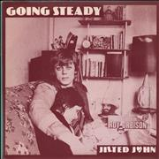 "Jilted John Going Steady UK 7"" vinyl"