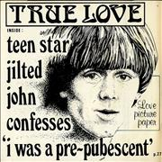 Click here for more info about 'Jilted John - True Love'