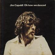 Click here for more info about 'Jim Capaldi - Oh How We Danced - 1st - EX'
