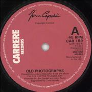Click here for more info about 'Jim Capaldi - Old Photographs'