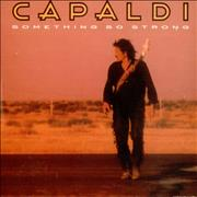 Click here for more info about 'Jim Capaldi - Something So Strong'
