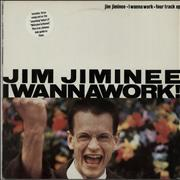 Click here for more info about 'Jim Jiminee - I Wanna Work EP'