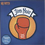 Click here for more info about 'Jim Noir - My Patch - Orange Vinyl'