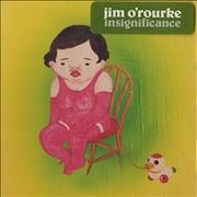 Click here for more info about 'Jim O'Rourke - Insignificance'
