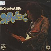 Click here for more info about 'Jimi Hendrix - 16 Greatest Hits'