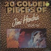 Click here for more info about 'Jimi Hendrix - 20 Golden Pieces Of Jimi Hendrix Volume Two - Sealed'