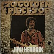 Click here for more info about 'Jimi Hendrix - 20 Golden Pieces Of Jimi Hendrix'