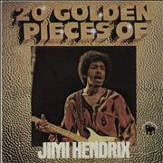 Click here for more info about 'Jimi Hendrix - 20 Golden Pieces Of Jimi Hendrix - EX'