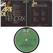 Click here for more info about 'Jimi Hendrix - A Arte De Jimi Hendrix'