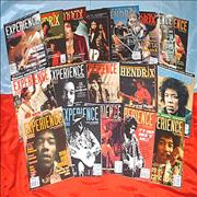 Click here for more info about 'Jimi Hendrix - A Collection Of 'Experience Hendrix' Magazines'
