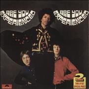 Click here for more info about 'Jimi Hendrix - Are You Experienced / Axis Bold As Love - EX'