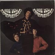 Click here for more info about 'Jimi Hendrix - Are You Experienced - 1st - VG'
