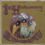 Click here for more info about 'Jimi Hendrix - Are You Experienced - Tan Label'