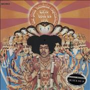 Click here for more info about 'Jimi Hendrix - Axis: Bold As Love - 180gm'