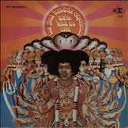 Click here for more info about 'Jimi Hendrix - Axis: Bold As Love - 1st - EX'