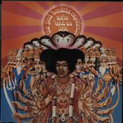 Click here for more info about 'Jimi Hendrix - Axis: Bold As Love - 1st - VG'