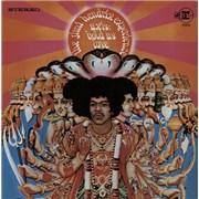 Jimi Hendrix Axis: Bold As Love - 2nd - EX USA vinyl LP