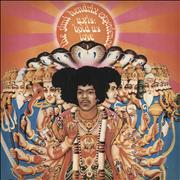 Click here for more info about 'Jimi Hendrix - Axis: Bold As Love - 70s Stereo + Gold Stamp'