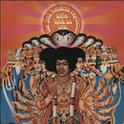 Click here for more info about 'Jimi Hendrix - Axis: Bold As Love - VG'