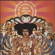 Click here for more info about 'Jimi Hendrix - Axis: Bold As Love'