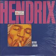 Click here for more info about 'Jimi Hendrix - Before London'