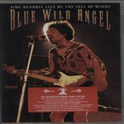 Click here for more info about 'Jimi Hendrix - Blue Wild Angel: Jimi Hendrix Live At The Isle Of Wight'