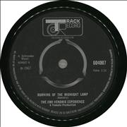 Click here for more info about 'Jimi Hendrix - Burning Of The Midnight Lamp - 3pr - VG'