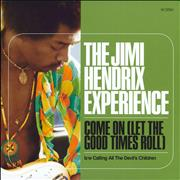Click here for more info about 'Jimi Hendrix - Come On (Let The Good Times Roll)'