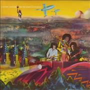 Jimi Hendrix Electric Ladyland - Parts 1 & 2 UK 2-LP vinyl set