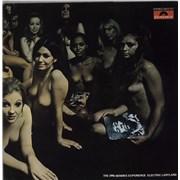 Jimi Hendrix Electric Ladyland- EX Germany 2-LP vinyl set