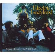 Jimi Hendrix Electric Ladyland UK cd album box set