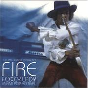 Click here for more info about 'Jimi Hendrix - Fire / Foxey Lady (Miami Pop Festival) - RSD BF13 - Numbered Sleeve'