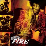 Click here for more info about 'Jimi Hendrix - Fire - RSD11 - Red Vinyl'