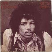 Click here for more info about 'Jimi Hendrix - Gypsy Eyes - Ex'