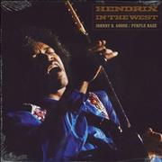 Click here for more info about 'Jimi Hendrix - Hendrix In The West - Numbered - Sleeve'
