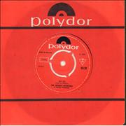"Jimi Hendrix Hey Joe - 3rd UK 7"" vinyl"
