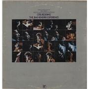 Jimi Hendrix Historic Performances - 2nd - EX USA vinyl LP